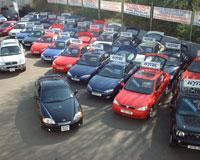 Растут цены на машины до трех лет