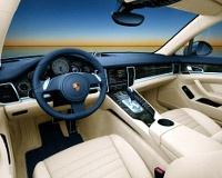 ТОП-10 лучших автомобильных интерьеров 2010 года