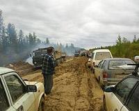 Большая часть дорог России – в непригодном состоянии