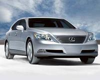 Lexus не рулит