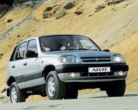 Chevrolet Niva модернизировали