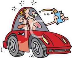 Сухой закон для водителей принят