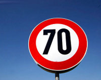 Скорость на трассе хотят снизить до 70 км/ч