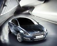 Новую модель Peugeot 508 рассекретили