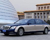 Новый Maybach оценили в миллионах рублей