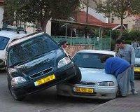 За неправильную парковку будут лишать прав