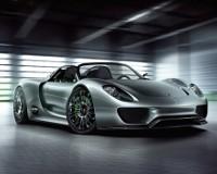 Новый суперкар станет самым дорогим в гамме Porsche