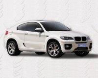 В России сделали 2-дверный BMW X6