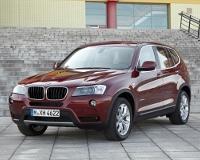 Новый BMW X3 представлен официально