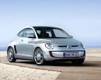 В Volkswagen заведется новый «Жук»
