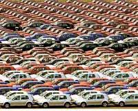 Россия завоевала бронзу по продаже машин в Европе