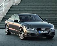 Audi представила лимузин-купе A7 Sportback