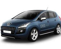 Peugeot сделает первый в мире дизельный гибрид