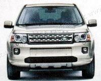 Land Rover стал переднеприводным