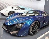 Стартовали производство и продажи спорткаров Marussia