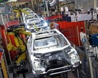 Россия производит меньше машин, чем Иран и Таиланд