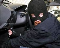Угонщик попался, заправив дизельный авто бензином