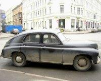 Пермские автомобили молодеют