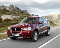 Новый BMW X3 можно будет получить в ноябре