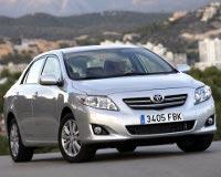Японских Toyota Corolla больше не будет
