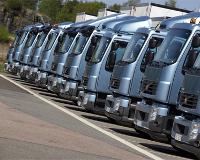 Проезд грузовиков по трассам будет платным