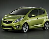 Новый Chevrolet Spark оценили в рублях