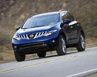 Nissan Murano начнут собирать в России с 2011 года