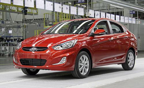 Solaris послал конкурентов на Hyundai