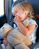 Дети-пассажиры погибают из-за взрослых