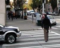 Появится ОСАГО для пешеходов