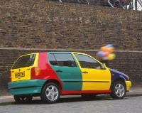 Рейтинг популярности автомобильных цветов в России