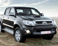 Начались продажи пикапов Toyota Hilux