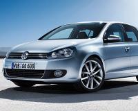 Фары Volkswagen Golf стали светодиодными