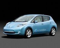 Автомобилем года стал электрокар