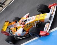 Путин сел за руль Формулы-1