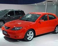 В России начали выпускать копию Mazda3