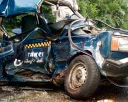 Неадекватный таксист погубил пассажира