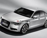 Новую Audi A6 показали раньше времени