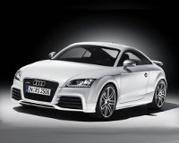 Обновленное купе Audi TT оценили в рублях