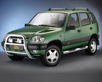 Chevrolet Niva вновь отзывают для ремонта тормозов