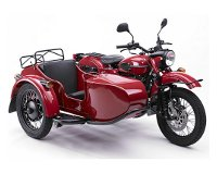 В США вырос спрос на мотоциклы «Урал»