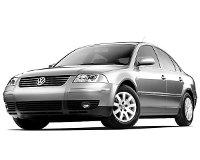 Самой популярной б/у иномаркой стал Volkswagen Passat