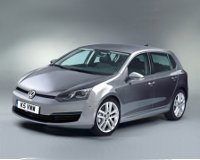 Новый VW Golf представят в 2012 году