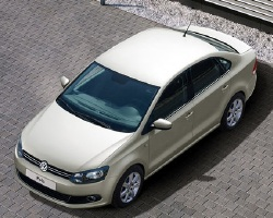 Volkswagen Polo седан подорожал