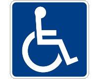 ГИБДД ищет места инвалидов