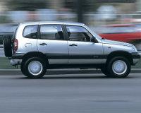 Chevrolet Niva подорожала