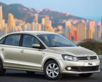 У Volkswagen Polo Sedan появится российский брат