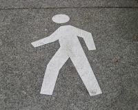 Пешеходы стали осторожнее
