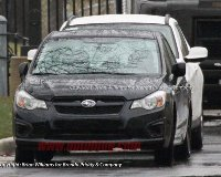 Subaru Impreza – находка для шпиона