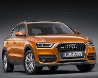 Audi официально представила кроссовер Q3